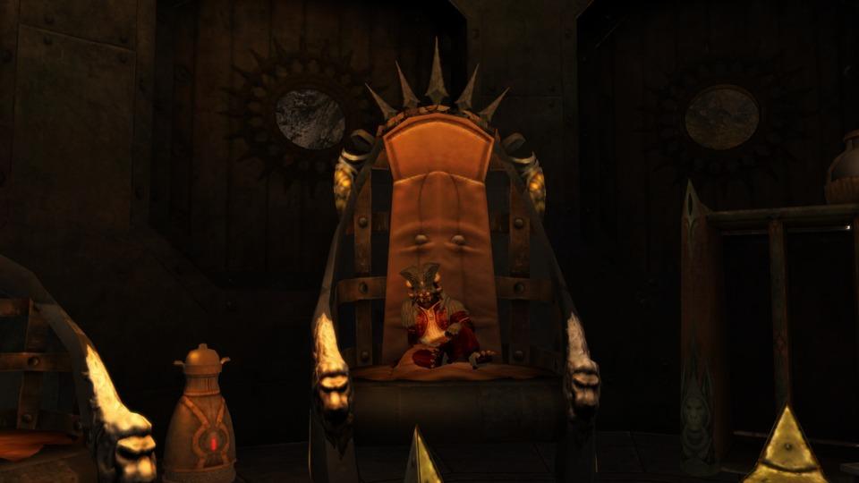 All Hail King Virtua Charvis!