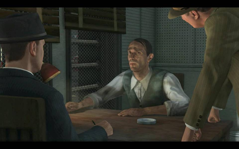 Because of difficulty with social cues, L.A. Noire may be difficult for someone with Asperger's.