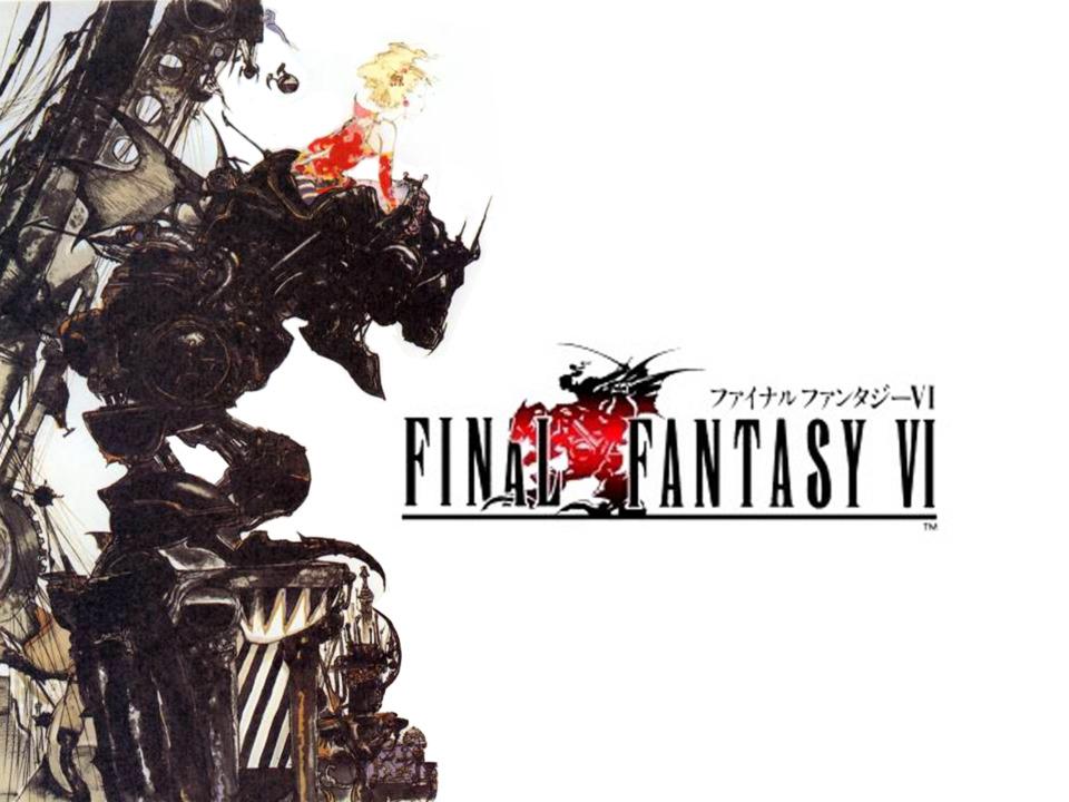 ...but FFVI still has better artwork than Bravely Default.