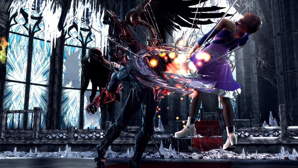 Tekken Tag Tournament 2: Prologue in action
