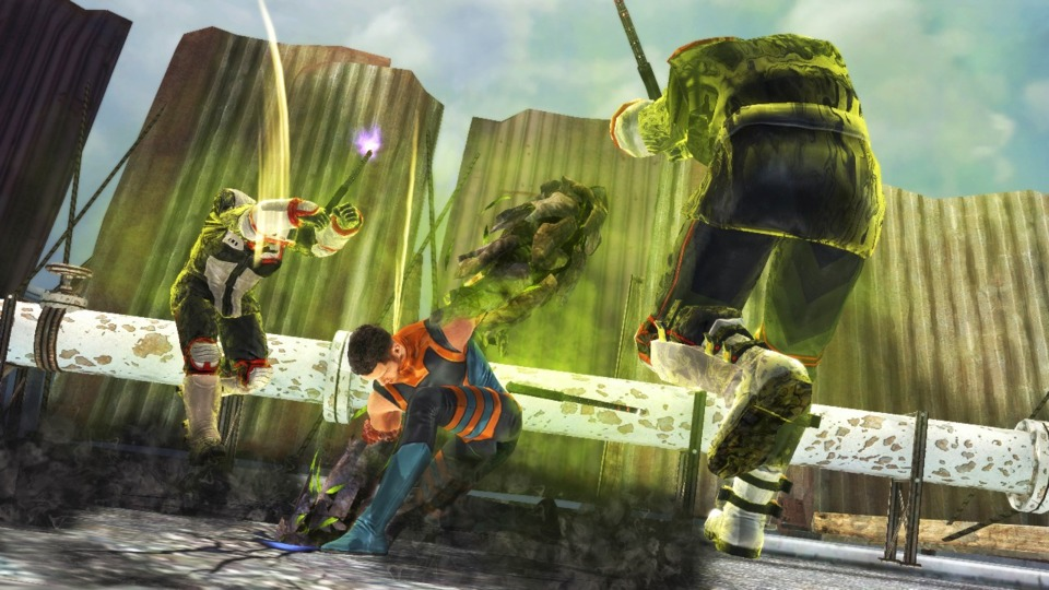 X-Men Destiny was the most recent game released by Silicon Knights. It will probably be its last.