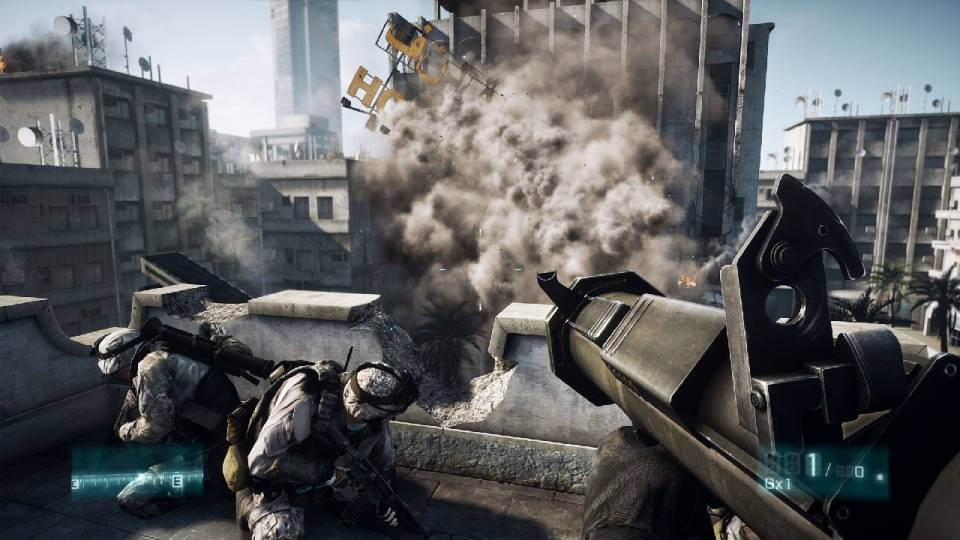 Can Battlefield 3 live up to the hype? We'll get our first indications next week when the beta launches.
