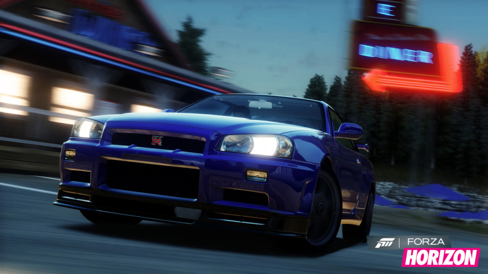 Even though this is a 360 game do you know what still looks good? CARS