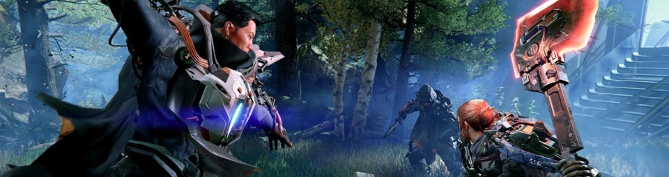 Rip and tear..into the Surge 2 - you've been tricked now you have to read the rest of this blog.