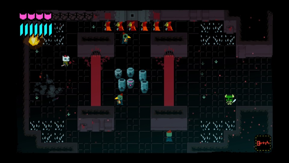 Demon Tower is legitimately fun as an overhead action game and would be worth at least $5 on its own, more if it were just a little bit longer. Also see those red guys at the top of the screen? Screw those red guys! Those red guys are assholes!