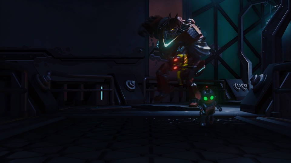 Clank does get his own separate gameplay sections again, but they've been totally reworked and now involve chase sequences and a different type of puzzle. I don't think they're better or worse than the old levels, just different.