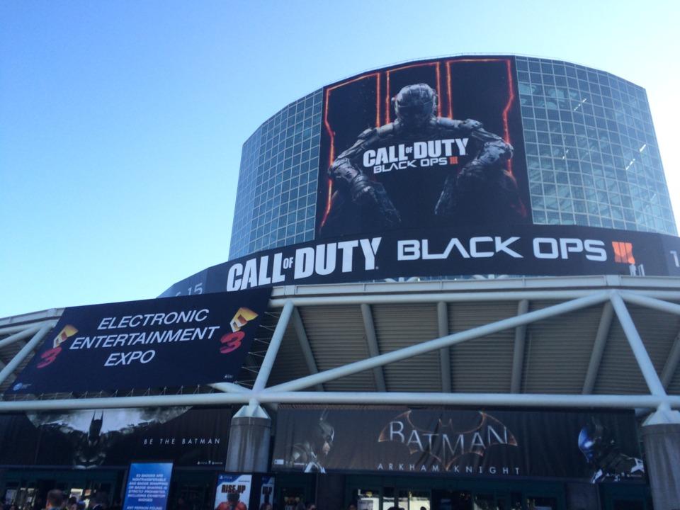Bye E3!