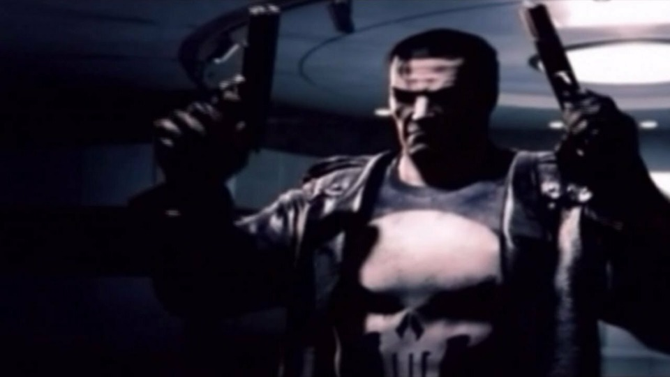 The Punisher in the 2004 game