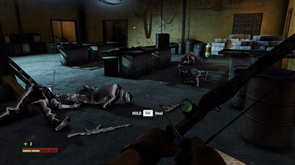 An example of what you normally do in Far Cry 4.