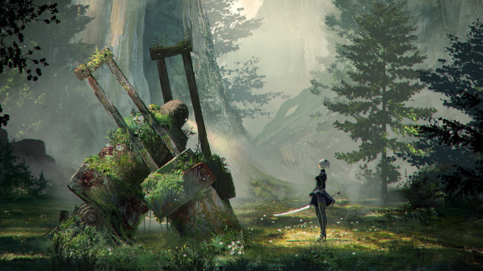I know there are products that are not for everyone. I don't care: everyone should play NieR Automata.