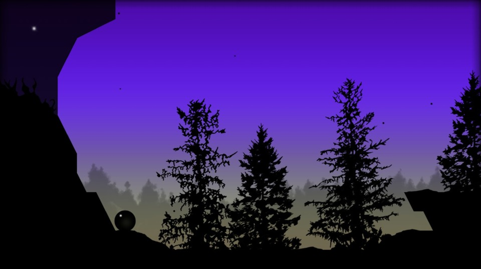 As with his other games, Nifflas manages a lot with a few silhouettes and a gradient fill.