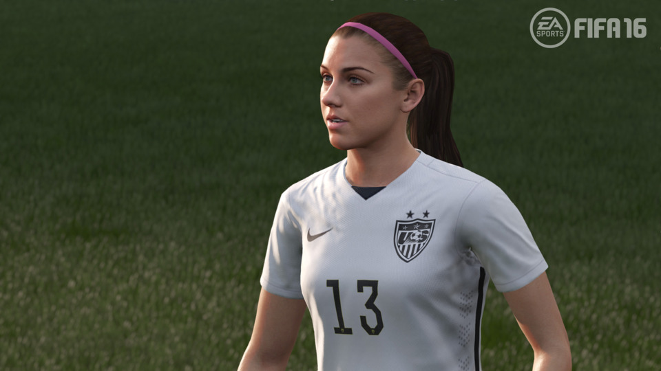 Women make their debut in a FIFA game, and though they're wholly welcome, there isn't much for them to do beyond a tournament. Next year we expect a full career, but the addition is at least moving the right way.