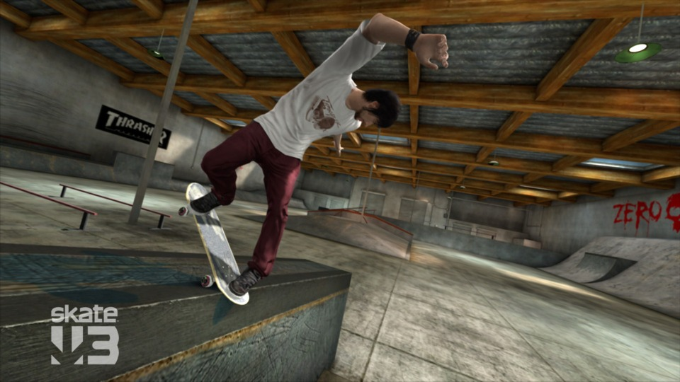 You can now create your own skateparks.