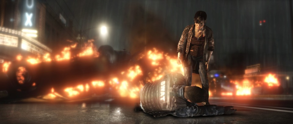 Should you play Beyond: Two Souls? That's a, uh...complicated question.