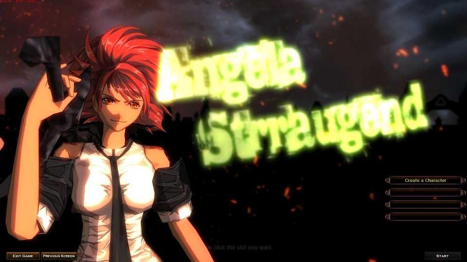 Angela Strraugend