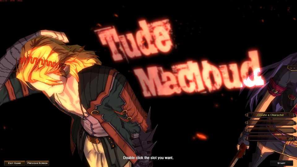 Tude Macloud