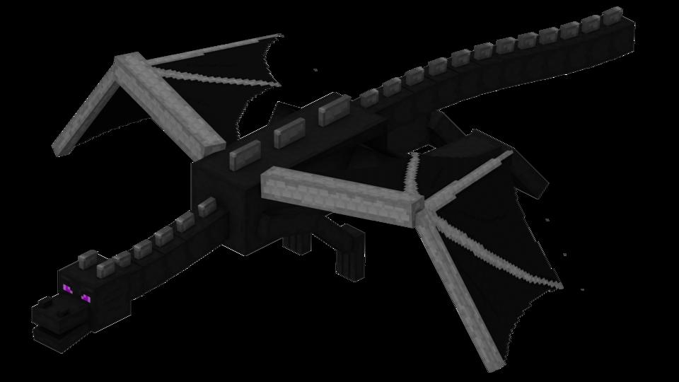 The Ender Dragon