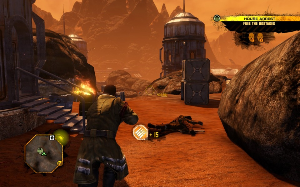 Spending a Summer playing Red Faction: Guerrilla sounds like a fun time.