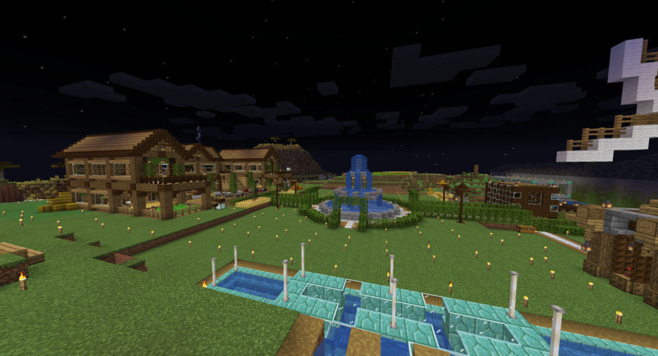 obcdexter's homestead coming along
