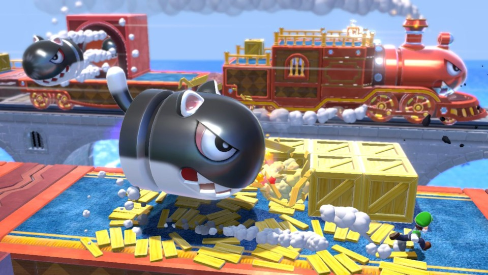 There are cats everywhere in Super Mario 3D World. You cannot escape them. Don't even try.