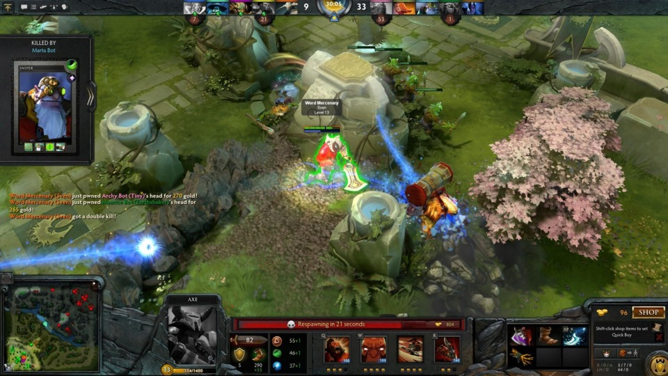 It's easy to forget DOTA 2 is free-to-play. But more than anything, it's also a damn good game.
