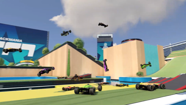 E3 2021: Get Ready for Hot Trackmania Summer