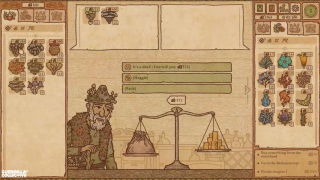 E3 2021: Concoct Your Best in Potion Craft: Alchemist Simulator