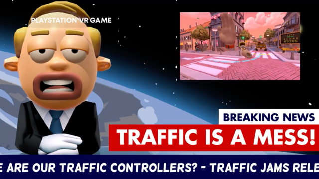 E3 2021: Commandeer the Intersection in Traffic Jams