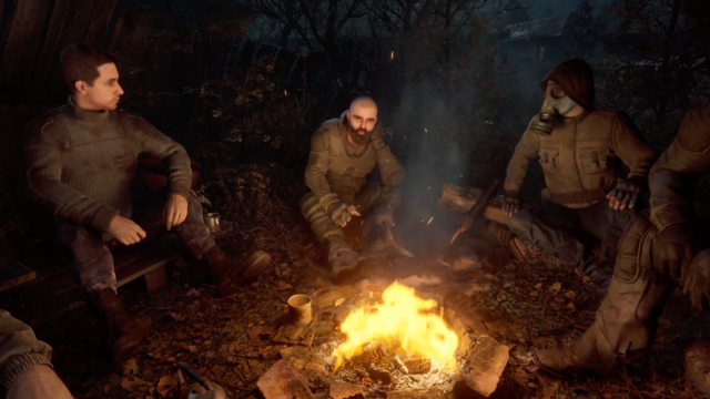 E3 2021: Sit Around the Campfire and Reminisce About S.T.A.L.K.E.R. 2: Heart of Chernobyl