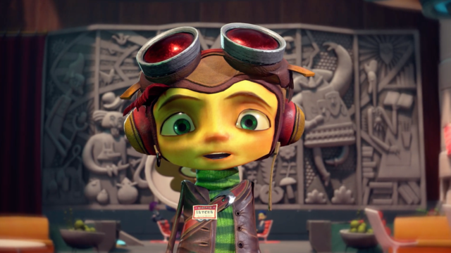 E3 2021: You Gotta Roll with it in Psychonauts 2