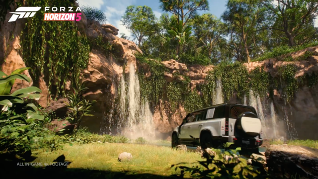 E3 2021: You Can Get It in Forza Horizon 5
