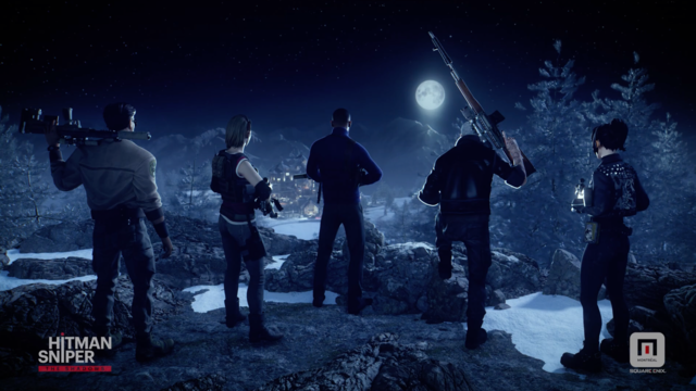 E3 2021: Hitman Sniper: The Shadows Deals with the Disappearance of Agent 47