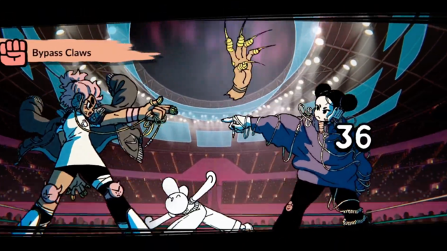 E3 2021: Turn-Based Tag-Team Fighting Bravery Network Online