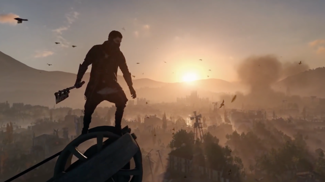 E3 2021: Stick to the Rooftops in Dying Light 2