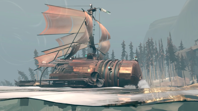 E3 2021: Captain Another Adventure in the Flooded World of Far: Changing Tides