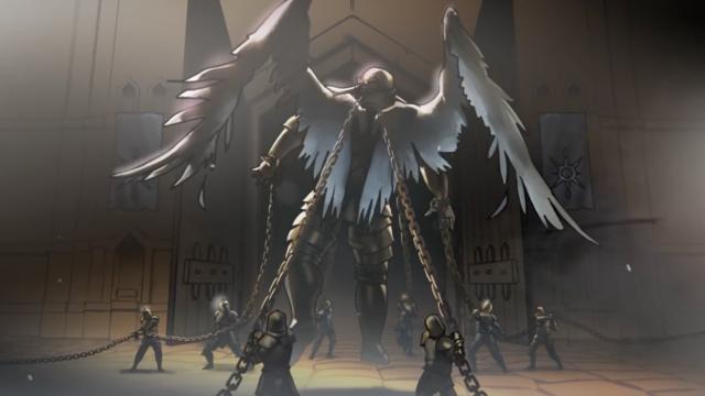 E3 2021: Slay the Old Gods in Eldest Souls