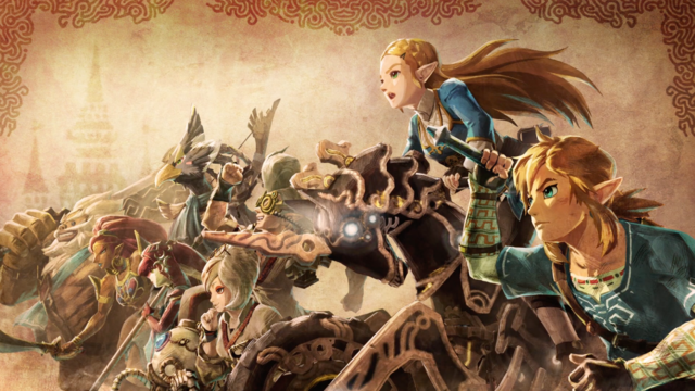 E3 2021: Join Zelda's Biker Gang in Hyrule Warriors: Age of Calamity's Expansion Pass