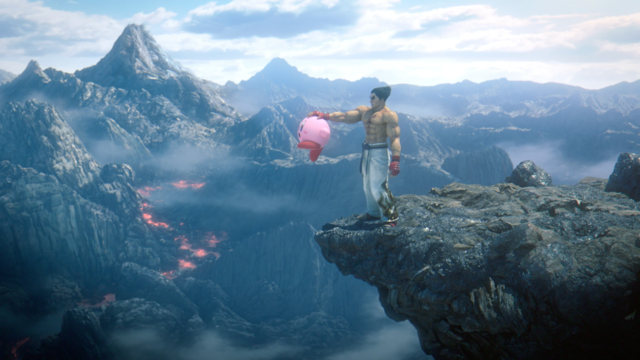 E3 2021: Kazuya is Here to Throw Everyone from Super Smash Bros. Ultimate into a Volcano