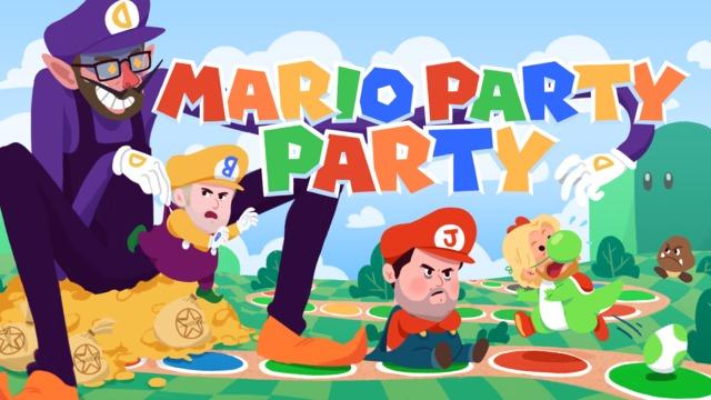 Mario Party Party