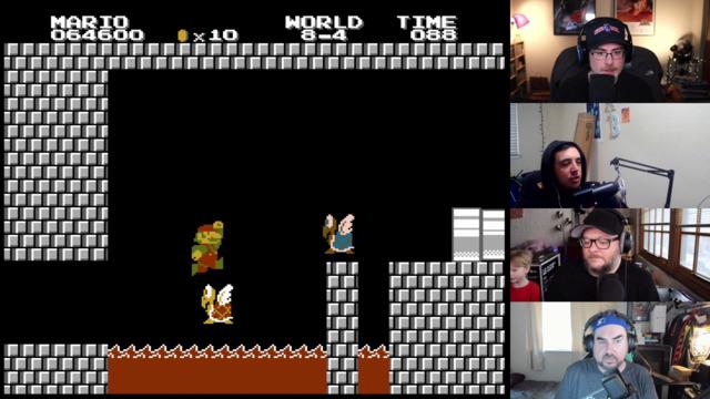 Super Mario Bros: The Lost Levels XI