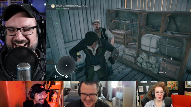 Assassin's Creed Syndicate (11/20/2020)