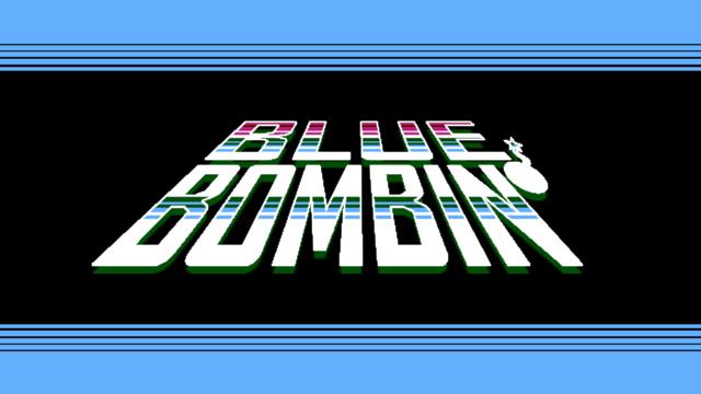 Blue Bombin'