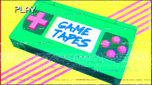 Game Tapes RAW