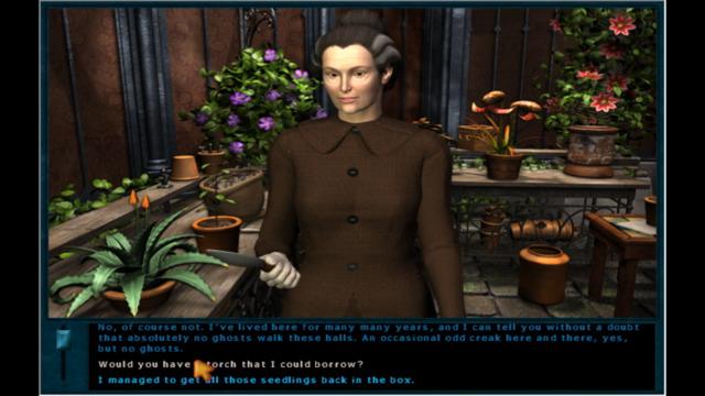Nancy Drew: Curse of Blackmoor Manor - Part 2