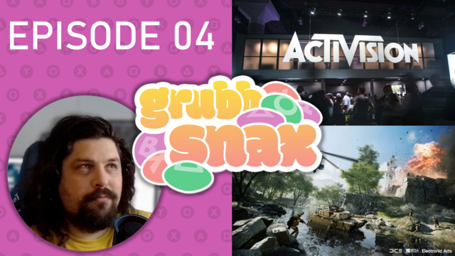 GrubbSnax Ep. 04: Activision Lawsuits, EA Play Live 2021, and Dragon Names