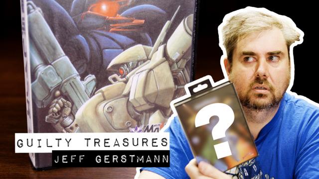 Jeff Gerstmann - Guilty Treasures #01