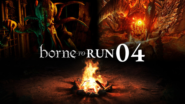 Spiders, Dags & Cthulhu Lads - Borne to Run #04