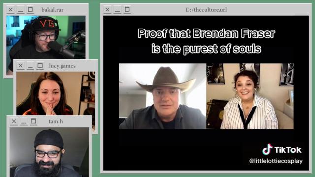 The Very Online Show 05: Breaking Brendan Fraser