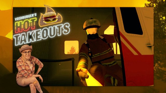 VoidBurger's Hot Takeouts:  Why We Can't Escape Firewatch