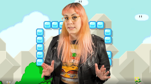 Welcome Giant Bomb's Newest Member: Jess!